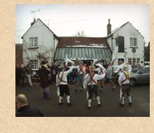 Morris Dancing GoPro Timelapse